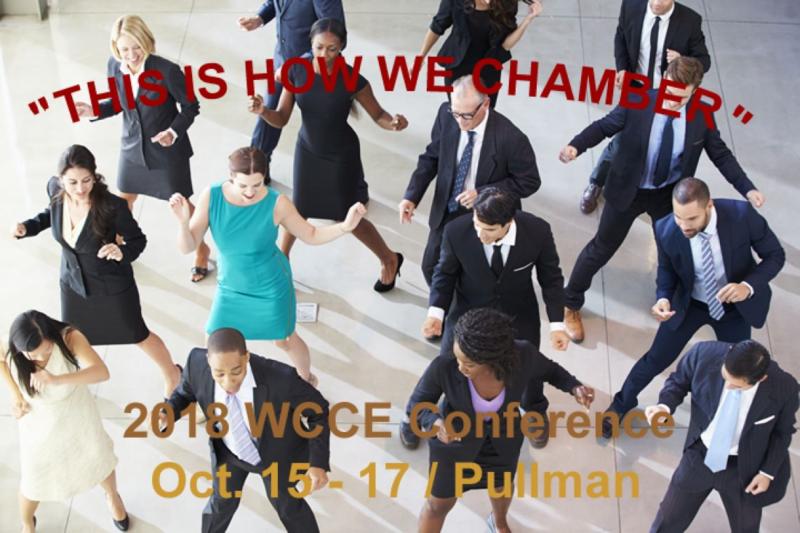 2018 WCCE Conference